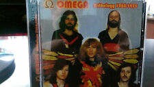 OMEGA Anthology 1968-1979 (Hungary) CD Purple Pyramid Prog Euro Space Rock