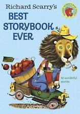 Giant Little Golden Book: Best Storybook Ever by Richard Scarry