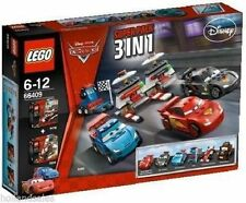 Lego ® cars 66409 sp 9485 + 9478 + 8201 carrera Francesco Bernoulli nuevo New
