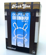 "DUNNY 3"" GOLD LIFE SERIES HUCK GEE SEALED BLIND BOX MISB CHASE?? 2011 KIDROBOT"