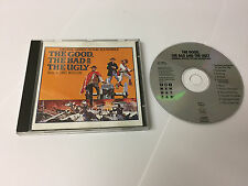 The Good, The Bad & The Ugly OST CD (1988)