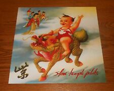 Stone Temple Pilots Purple Poster 2-Sided Flat Square 1994 Promo 12x12