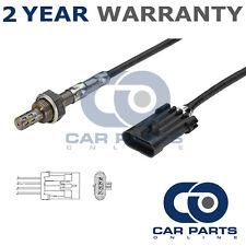 FOR FIAT PUNTO 1.6 90 / SPORTING 1993-97 4 WIRE FRONT LAMBDA OXYGEN SENSOR PROBE