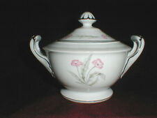 Sone Fine China JA-1766 MEADOW FAIR  Sugar Bowl w Lid