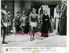 Rossana Podesta & Cast Helen Of Troy 1955 Original 8x10 Photo #K9738