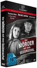 Der Mörder mit dem Seidenschal - Harald Juhnke, Susanne Uhlen - Filmjuwelen DVD