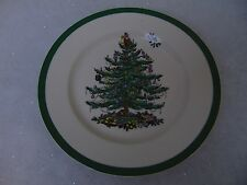"Spode Dinnerware, Christmas Tree Salad Plate 8"" 2014 Pattern"