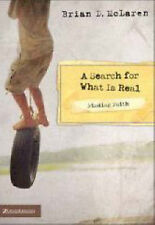 A Search for What Is Real (Finding Faith),ACCEPTABLE Book