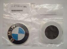 Original BMW Emblem Plakette  Heckklappe 82mm  7288752  NEU