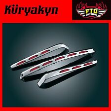 Kuryakyn Chrome Lens Lighted Trunk & Saddlebag Molding 01-'10 GL1800 3222