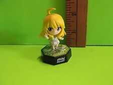 "Bandai 2012 Adorable Miki Hoshii 2.25""in mini Figure Darling!!"