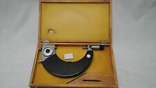 Hahn Kolb Bügelmessschraube 125-150 micrometer Feinzeigermessschraube drehbank