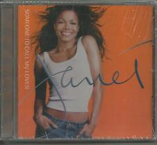 JANET JACKSON - SOMEONE TO CALL MY LOVER - SINGLE!!  NR!!