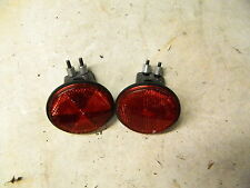 06 Honda ST1300 ST 1300 Pan European rear back red reflectors