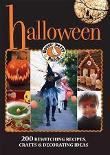 Halloween by Gooseberry Patch 2010 Paperback Recipes Crafts Decorating Ideas
