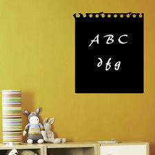 Office Home Decal Chalkboard Wall Stickers Décor Removable Waterproof