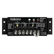 Solar Charge Controller Morningstar Sunsaver SS-10L 10A 24V for Off-Grid apps