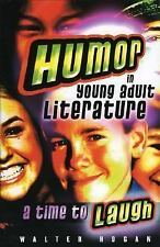 HUMOR IN YOUNG ADULT LITERATURE - NEW HARDCOVER BOOK
