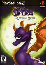 Legend of Spyro: The Eternal Night - Playstation 2 Game Complete