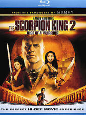 THE SCORPION KING 2/Randy Couture/NEW BLU-RAY/BUY ANY 4 ITEMS SHIP FREE
