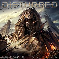 Disturbed - Immortalized - CD ** NEW **  SEALED  featuring The Sound Of Silence