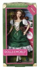 BARBIE COLLECTOR _ BARBIE DOLLS OF THE WORLD IRLANDA CUERPO TNT (NRFB)