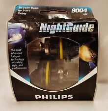New Philips Nightguide Night Guide 9004 NGS2  12V  2 PACK Free Shipping