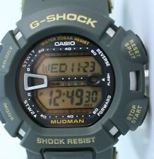 Casio G Shock G9000MC  Men's Watch Never Worn Module 3031 Mudman/Camouflauge