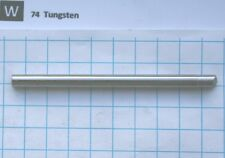 ~40 gram 99,9% Tungsten Metal Rod - pure element 74 sample