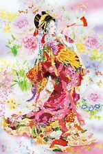 NEW jigsaw puzzles 1000 The beauty kimono jigsaw puzzle Epoch Geisha F/S JN277
