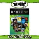 New The Top Hits of 2014 PVG Music Book - Piano Vocal Guitar
