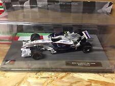 """DIE CAST """" BMW SAUBER F1.08 - 2008 ROBERT KUBICA """" FORMULA 1 COLLECTION 1/43"""