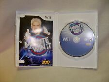 Minute to Win It (Nintendo Wii, 2010) Complete- game, case, & manual