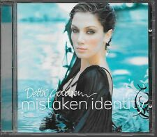 CD ALBUM 13 TITRES--DELTA GOODREM--MISTAKEN IDENTITY--2004