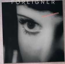 Foreigner-Inside informazione-CD ALBUM-I Don 't want to live without you