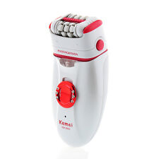 Kemei Dual Heads Depilator Hair Removal System wit New Pain Reduction Technology