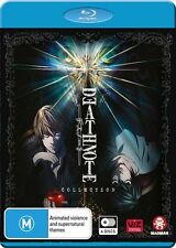 Death Note: Collection NEW B Region Blu Ray
