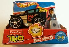Hot Wheels Fisher Price Trio Bone Shaker N. I. B.