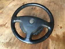 98-05 VAUXHALL OPEL ASTRA G SRI FULL LEATHER MULTIFUNCTION STEERING WHEEL AIRBAG