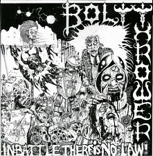 Bolt Thrower 'In Battle There Is No Law' Grey Vinyl - NEW