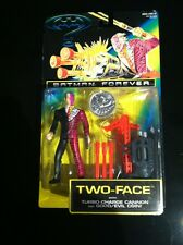 Batman Forever Two-Face Turbo Charge Cannon Action Figure,  Sealed