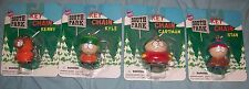 South Park LOT of 5 RARE Ornament Key Chain Eric Cartman Kenny Kyle Stan Comedy