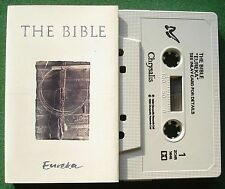 The Bible Eureka inc Honey Be Good & Crystal Palace + Cassette Tape - TESTED