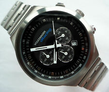 VW Volkswagen Golf Scirocco GTi Racing Performance R R32 Sport Watch Chronograph