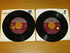 "LOT of 2 EVERLY BROS. 45 RPMs - CADENCE 1342 & 1369 - ""('TIL) I KISSED YOU"""
