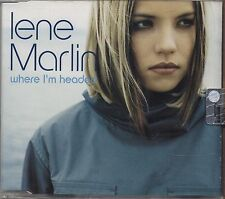 LENE MARLIN - Where i'm headed - CDs SINGLE 1999 NEW NOT SEALED 3 TRACKS