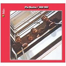 BEATLES CD - THE BEATLES: 1962-1966 [2CD REMASTERED](2010) - NEW UNOPENED