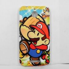 For HTC Desire 510 Mario TPU Mobile Phone Case Cover Free Screen Protector