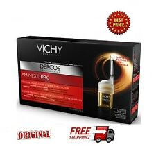 VICHY DERCOS Aminexil Pro Men  18x6ml  Anti Hail Loss  Treatment  Ampoules
