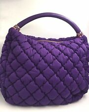 FOLLI FOLLIE PURPLE NUGGET ROSE GOLD SHOULDER HANDBAG BRAND NEW